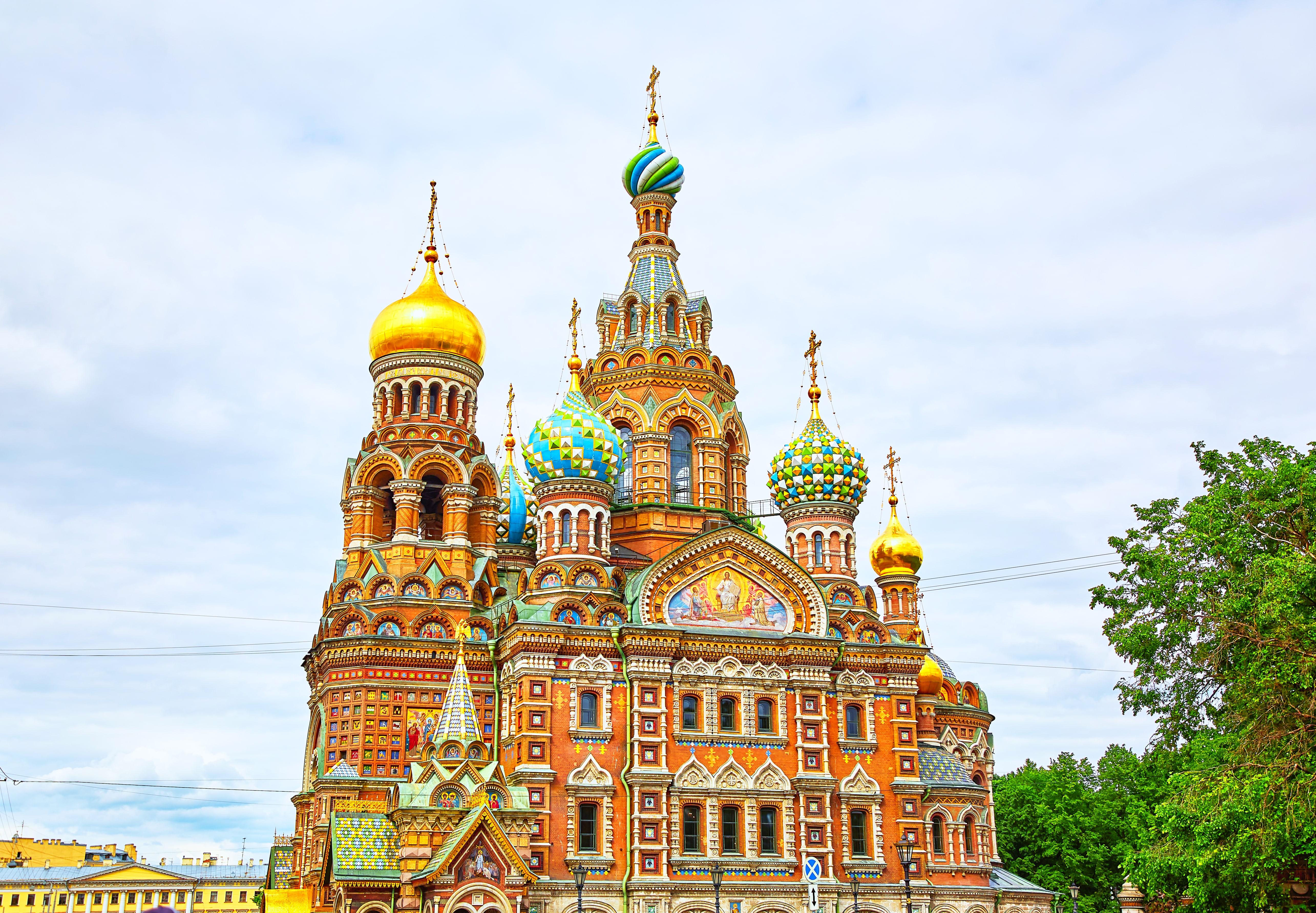 Mosca e San Pietroburgo: visitare la Russia