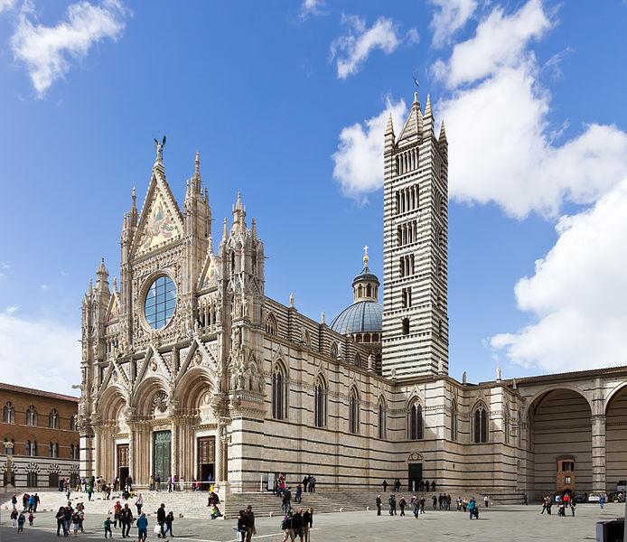Chiese e Cattedrali Da Vedere in Toscana: Il Duomo di Siena