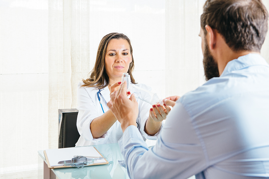 Medico specialista neurologo a Modena e psicoterapeuta