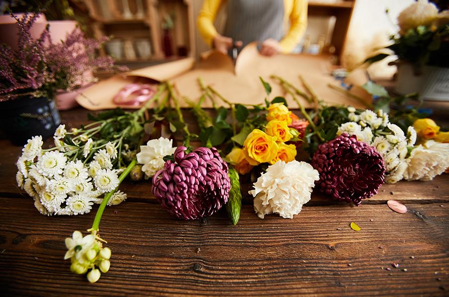 Servizio di fiorista online per consegna fiori a Roma