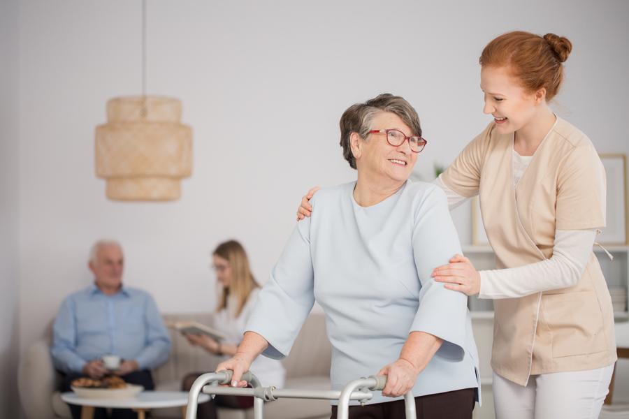Badacare: il tuo sito web per servizi d'assistenza a domicilio. Scopri di più