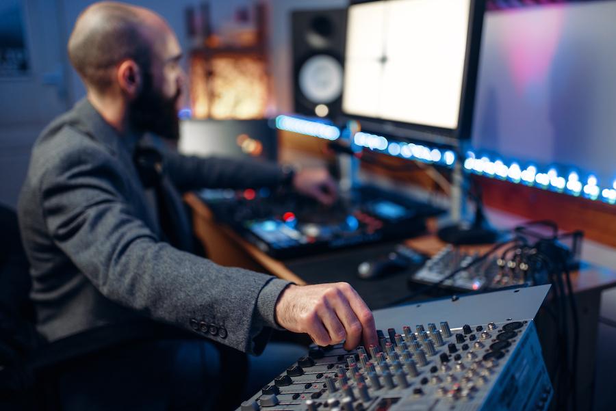 Sei un artista in campo musicale? Scegli uno studio di post produzione musicale di alto livello qualitativo